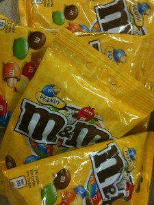 Allergy M & M Peanut