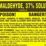 Formaldehyde allergy