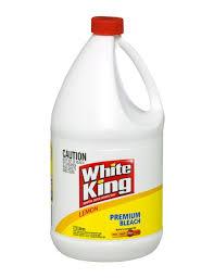 White King Bleach Immune suppressent