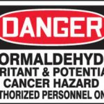 Formaldehyde – Formalin Allergy